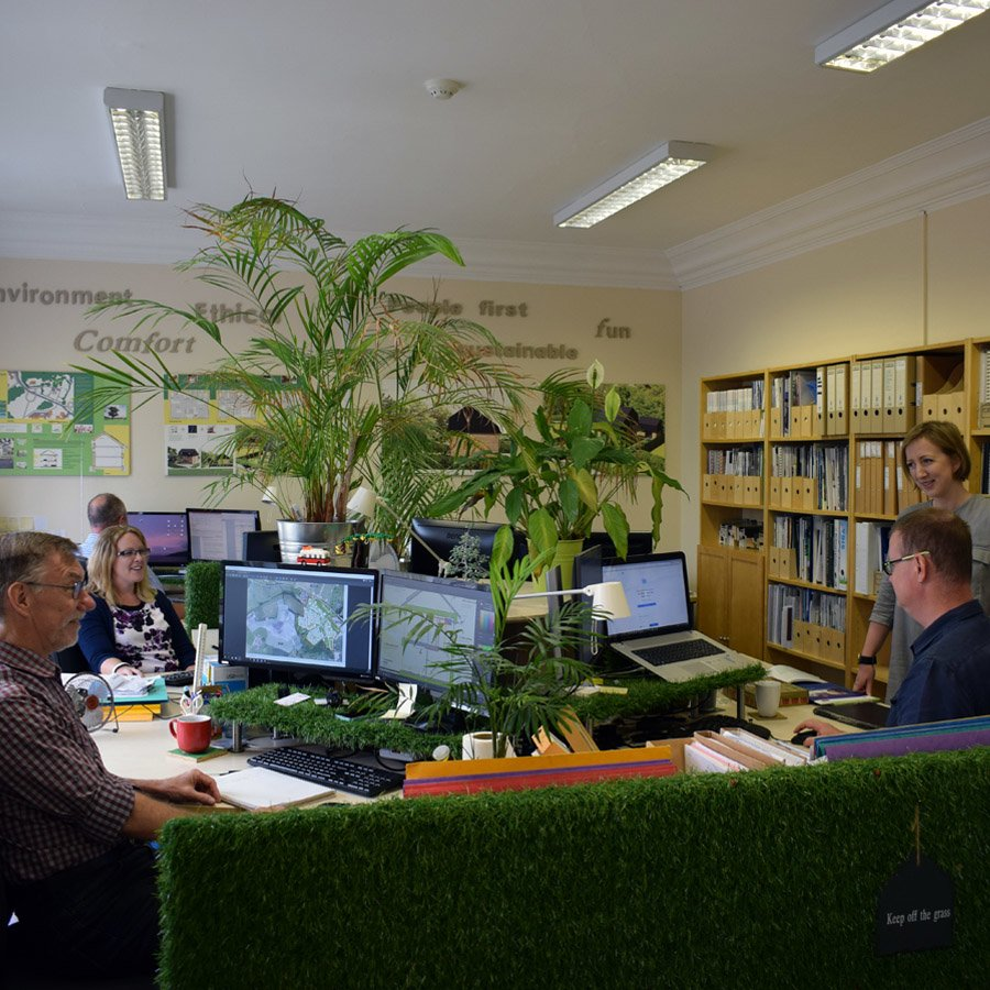 Eco Design Consultants' Team